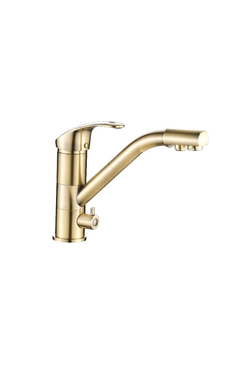Vaserzberg VS-1321BR Смеситель для кухни с выходом под фильтр