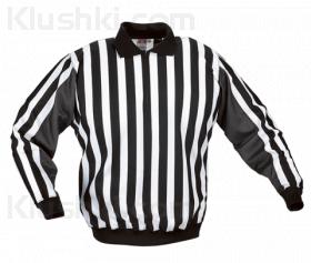 Свитер судейский CCM Referee Jersey Pro 160S