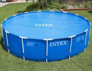 Обогревающее покрывало Intex диаметром 457 см 29023