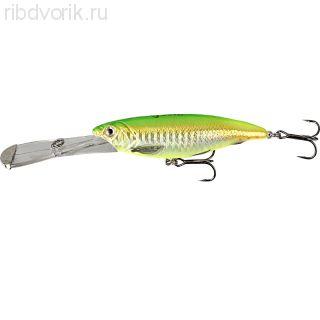 Воблер SG 3D Iron Mask Deep Diver 115 31g 08-Green Flash 55080