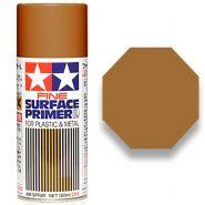 Грунтовка в аэрозол.баллоне 180мл.Fine Surface Primer L (Oxide Red) Рекомендуется использовать для покраски моделей бронетехники, изображении сколов ,приданию краске более богатого оттенка, а также для фототравления.