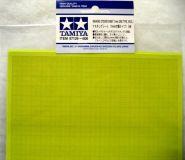 Маскирующая бумага для защиты моделей при покраске, не остав. следов (5 листов, размером 240х180мм) с нанесенной разметкой в 1мм.