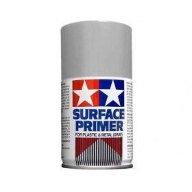 Грунтовка серая в аэрозол.баллоне 100мл. Для пластика и металла (Surface Primer (Grey)