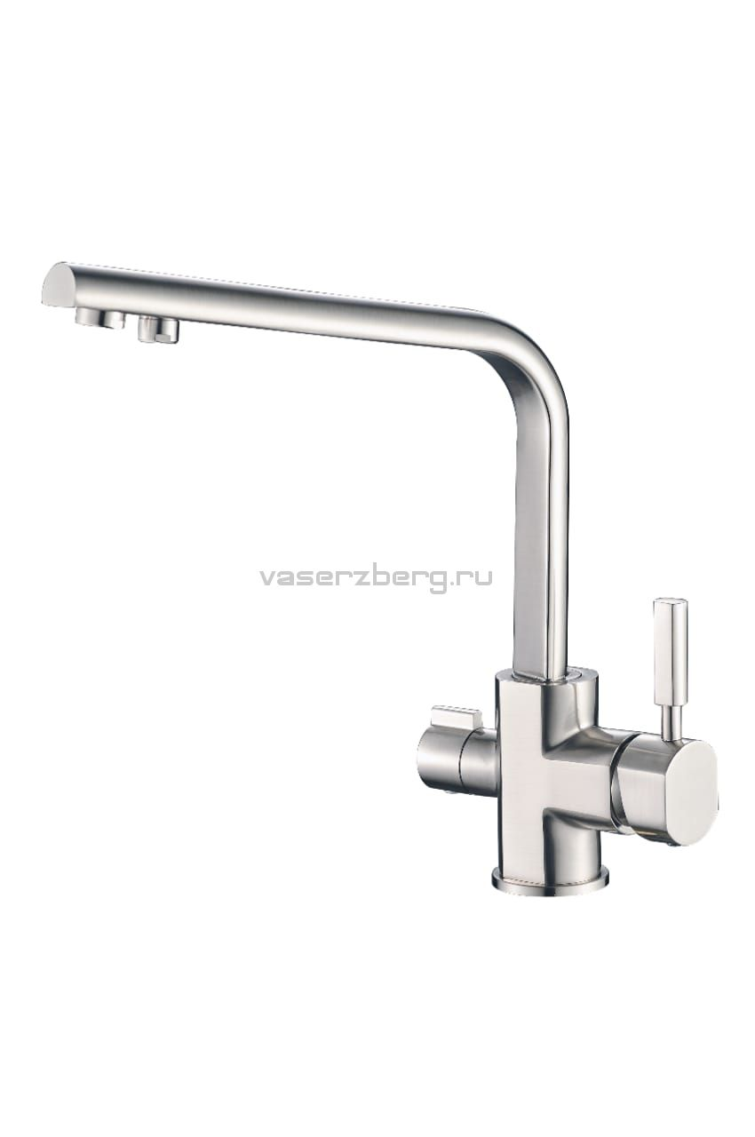 Vaserzberg VS-1905S Смеситель для кухни с выходом под фильтр