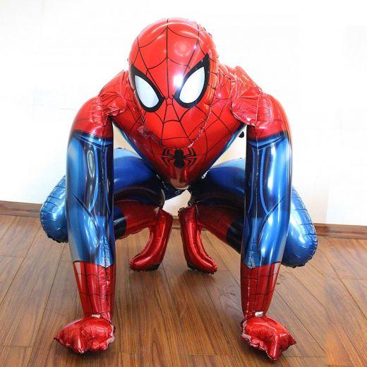 Человек паук - ходячая фигура