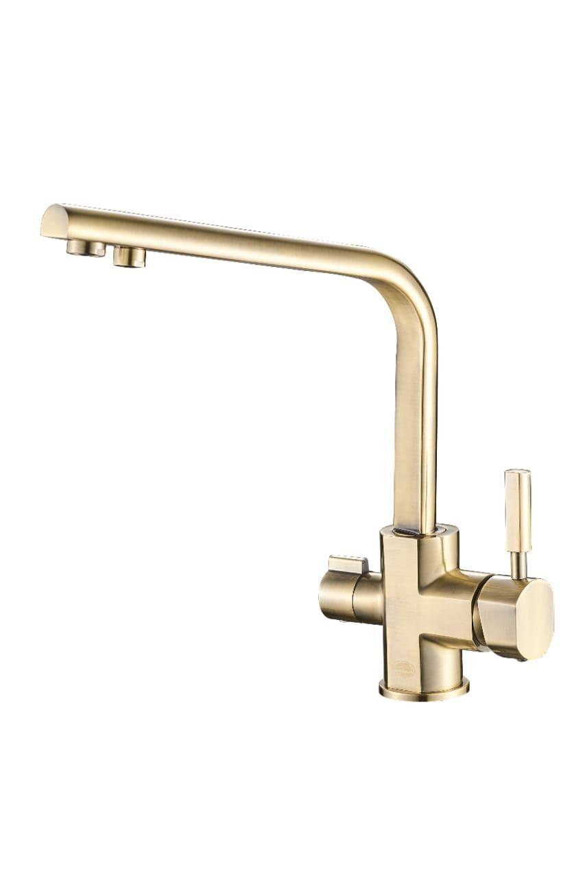 Vaserzberg VS-1905-BR Смеситель для кухни с выходом под фильтр