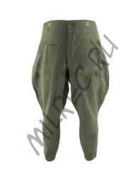 Бриджи офицерские М40 (Stiefelhose fur Offizier),  реплика (под заказ)