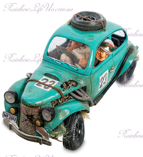 "Машина ""The Rally Car. Forchino"""