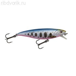 Воблер SG 3D Twitch Minnow 6.6 Blue Pink Smolt 62211