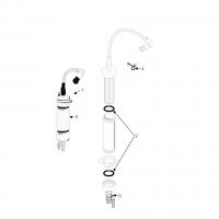 Ремкомплект преднагревателя EL 140