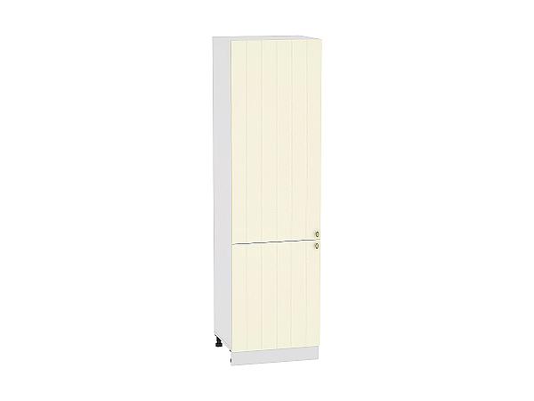 Шкаф пенал Прованс ШП600Н (ваниль)