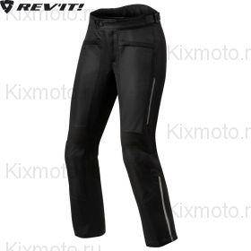 Мотоштаны женские Revit Airwave 3 текстильные, Черные