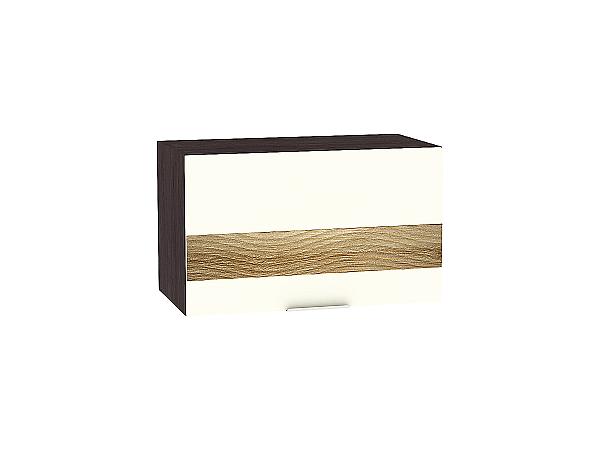 Шкаф верхний Терра ВГ600 D (Ваниль софт)