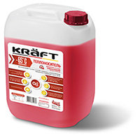 Теплоноситель KRAFT PROF -65C 20 кг