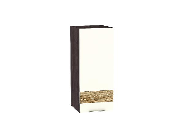 Шкаф верхний Терра В300 D (Ваниль софт)