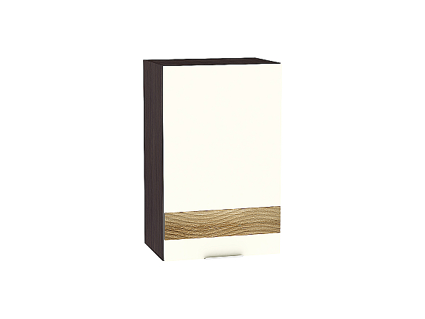 Шкаф верхний Терра В450 D (Ваниль софт)