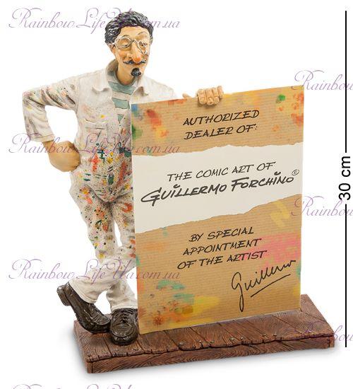 """Статуэтка Мистер Форчино """"Forchino Figurine"""""""
