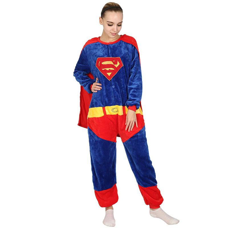 Пижама Кигуруми Супермен