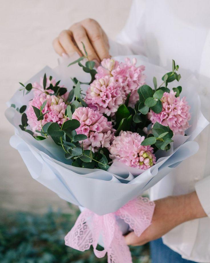 """Букет цветов """"Аромат весны"""""""