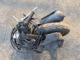 Двигатель Honda Dio Fit