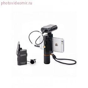 BY-WM4 Mark II Цифровой беспроводной микрофон