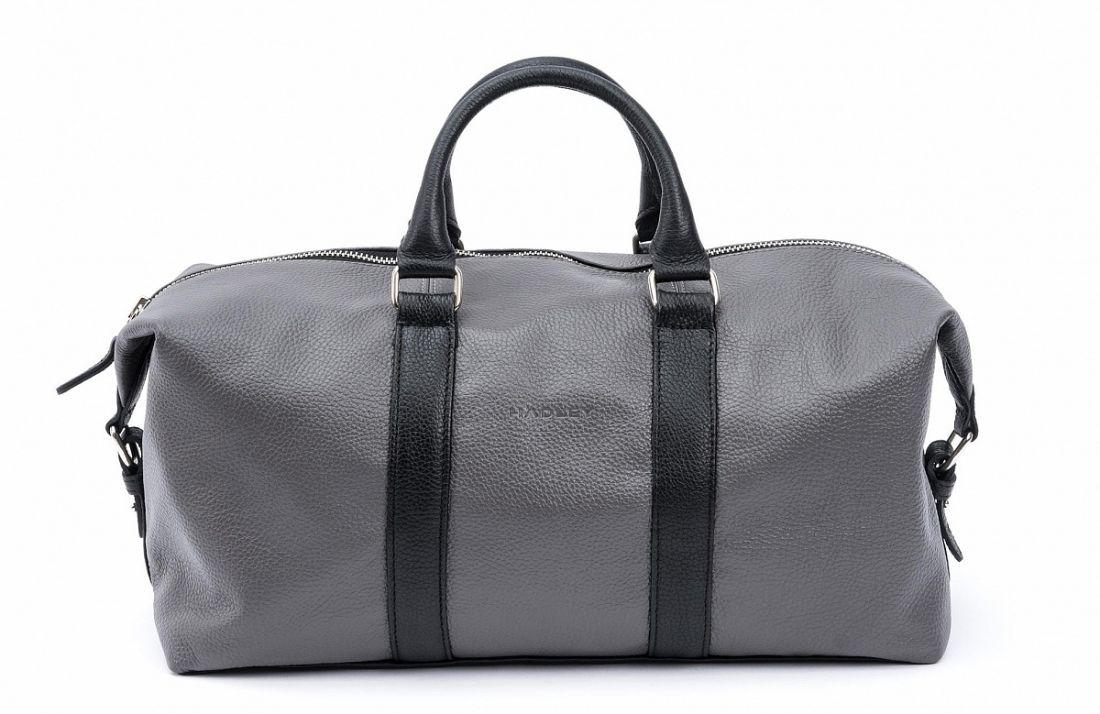 Hadley Graywood кожаная дорожная сумка