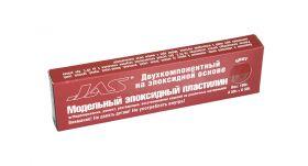 Эпоксидный пластилин, красный, 100 гр