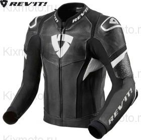 Куртка Revit Hyperspeed Pro, Черно-белая