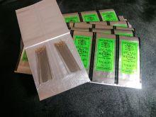 Иглы для вышивки бисером №12 (20 штук в упаковке)