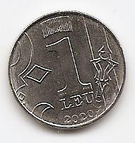 1 лей (Регулярный выпуск)