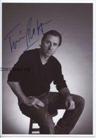 Автограф: Тим Рот