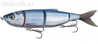 Воблер SG 4play V2 Swim&Jerk 16,5 35g 01-Herring 61737