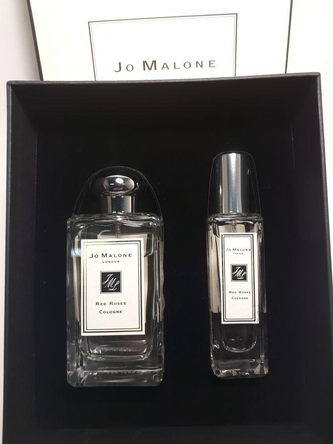 Подарочный набор Jo Malone (Red Roses Cologne) 1х100 мл + 1х30 мл