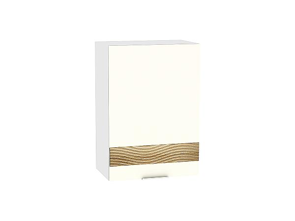 Шкаф верхний Терра В509 D (Ваниль софт)