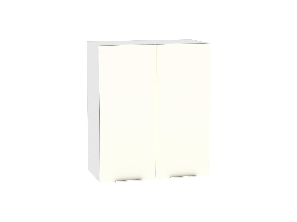 Шкаф верхний Терра В600 (Ваниль софт)