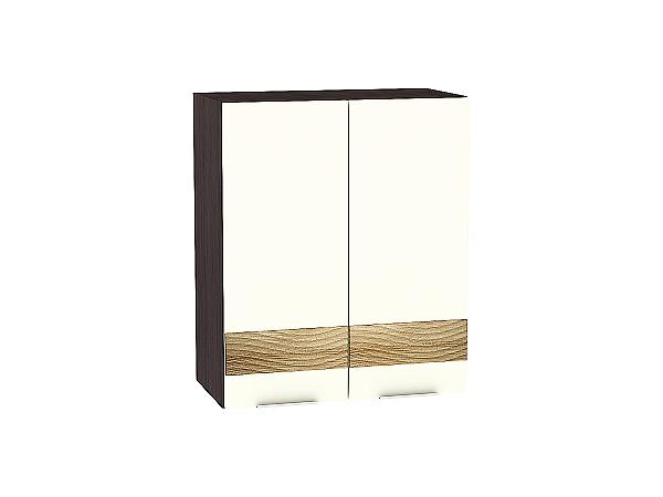 Шкаф верхний Терра В600 D (Ваниль софт)