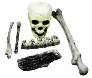 Набор Череп с костями