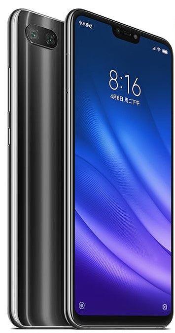 Xiaomi Mi8 Lite 6/128Gb Midnight Black