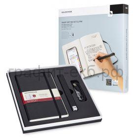 Набор Moleskine Smart Writing Блокнот PAPER TABLET+ Ручка SMART PEN + Ellipse SWSA