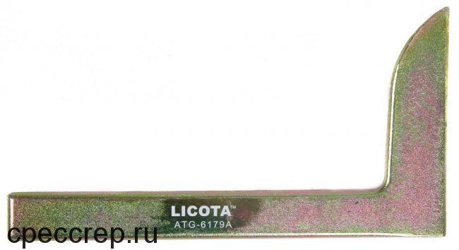 Licota ATG-6179A Правка рихтовочная Г-образная для кузовных работ