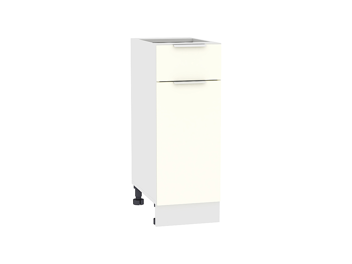 Шкаф нижний Терра Н301 (Ваниль софт)