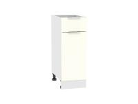 Шкаф нижний 1 ящиком и дверцей Терра Н301 (Ваниль софт)