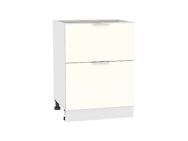 Шкаф нижний Терра Н602 (Ваниль софт)