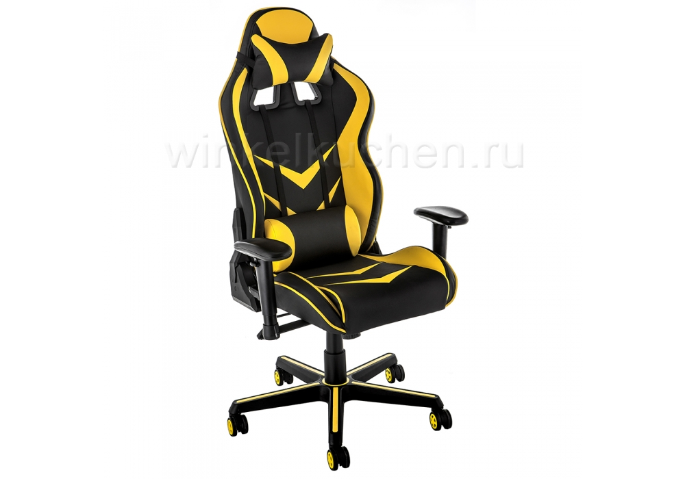 Racer черное / желтое
