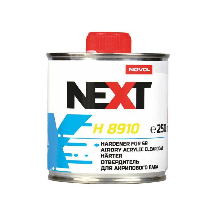 Novol Next H8910 Отвердитель для акриловых лаков (8000/8100), объем 250мл.