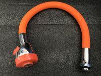 Гибкий излив для смесителя Vaserzberg VS-OR (оранжевый)