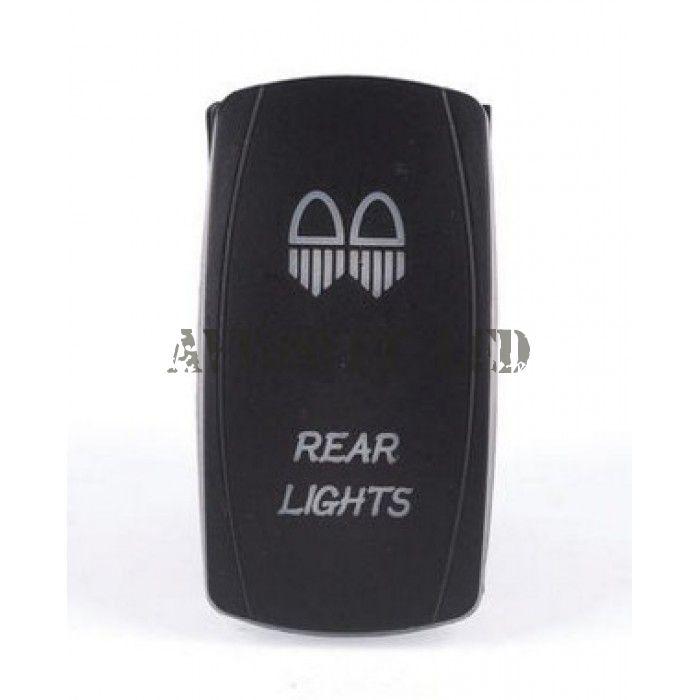 Кнопка включения задних фонарей AS-REAR LIGHTS