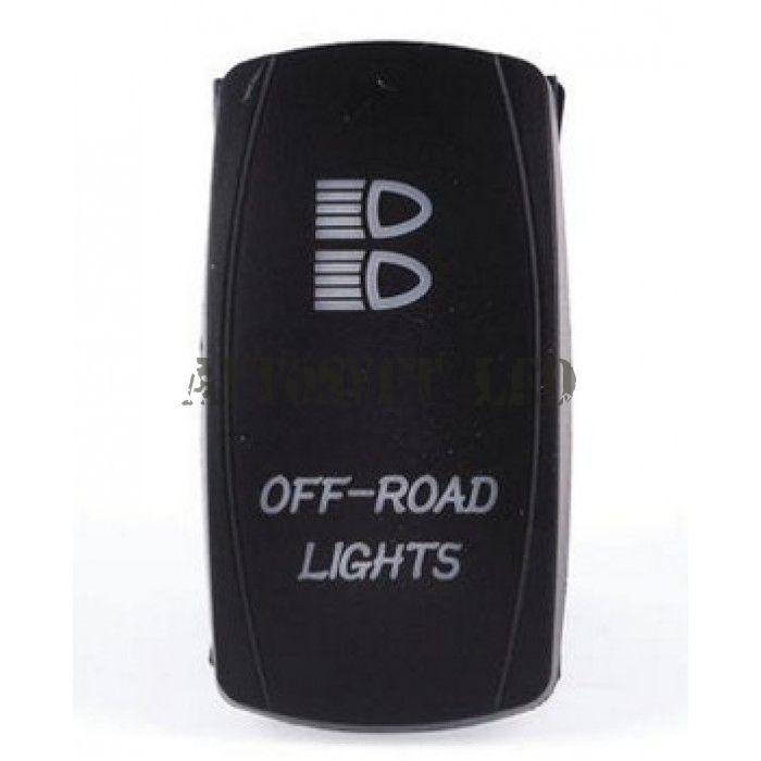 Кнопка включения AS-OFF-ROAD LIGHTS