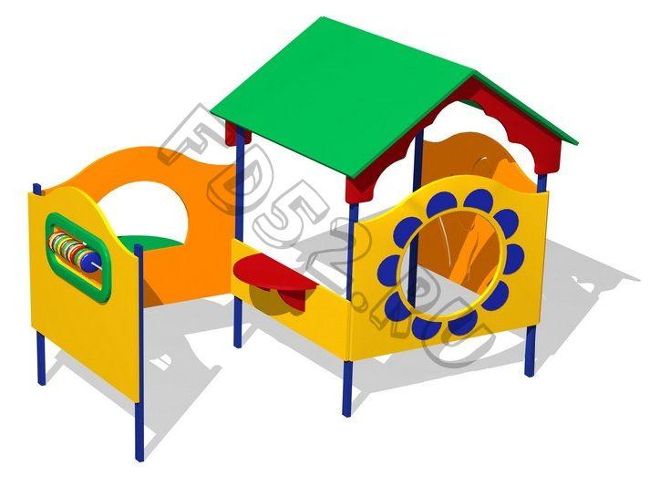 Домик-дворик