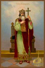 Икона Святой великий князь Владимир (мерная)
